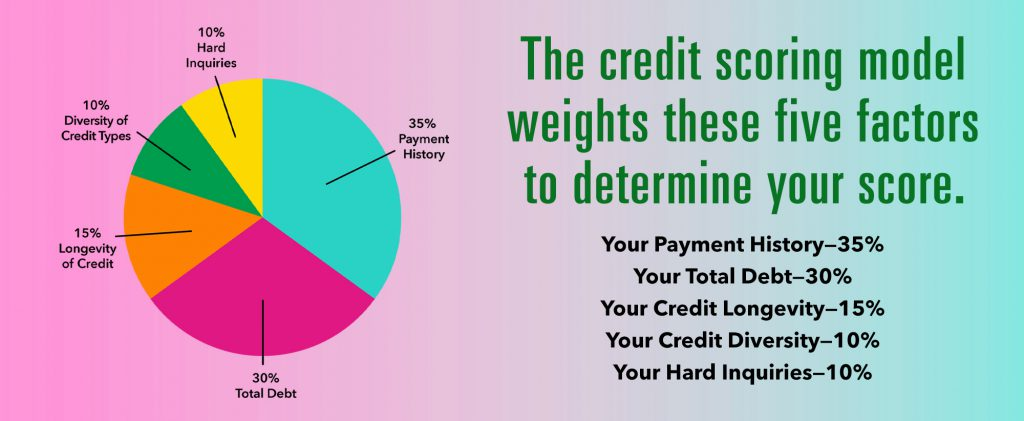 How the Credit Scoring Model Works
